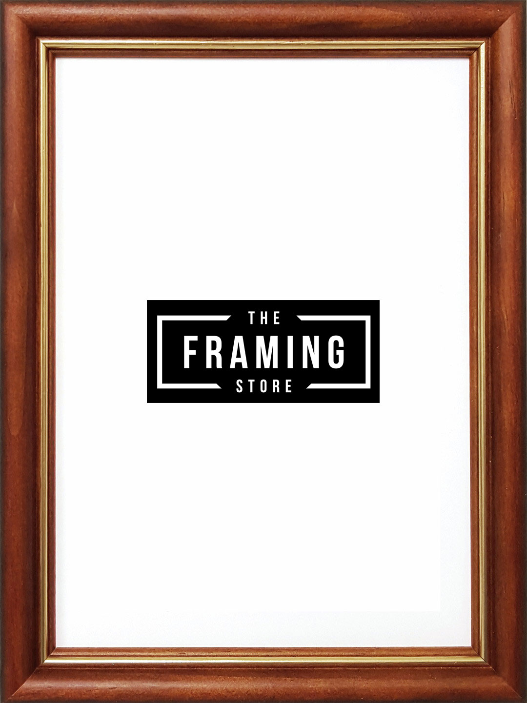Australian made 8x10 Silver coloured plain frame (203mm x 254mm)