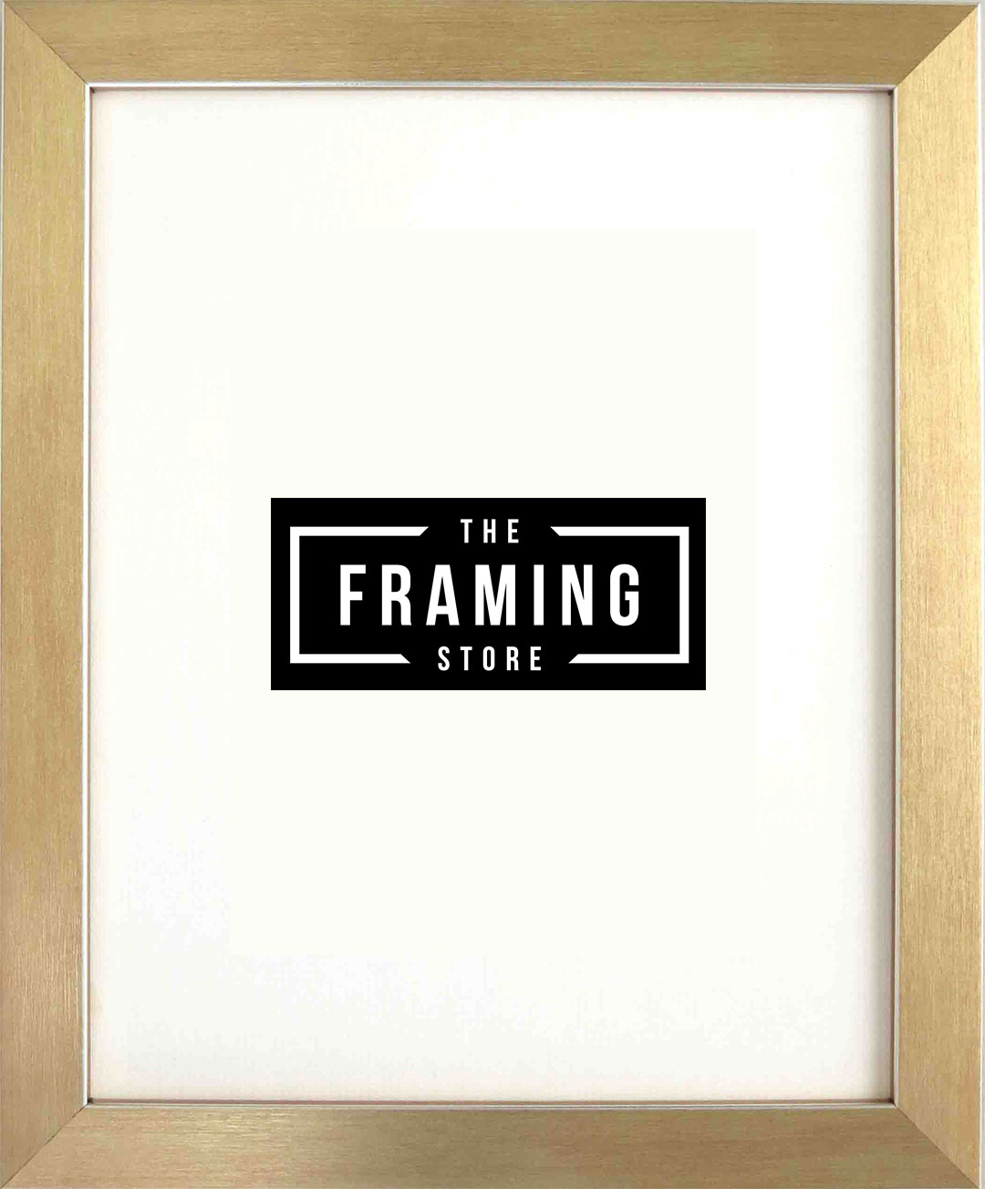 Australian made 8x10 Bronze coloured frame (203mm x 254mm)